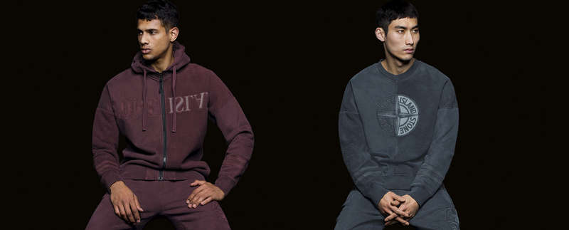 Stone Island Hoodies Pullover